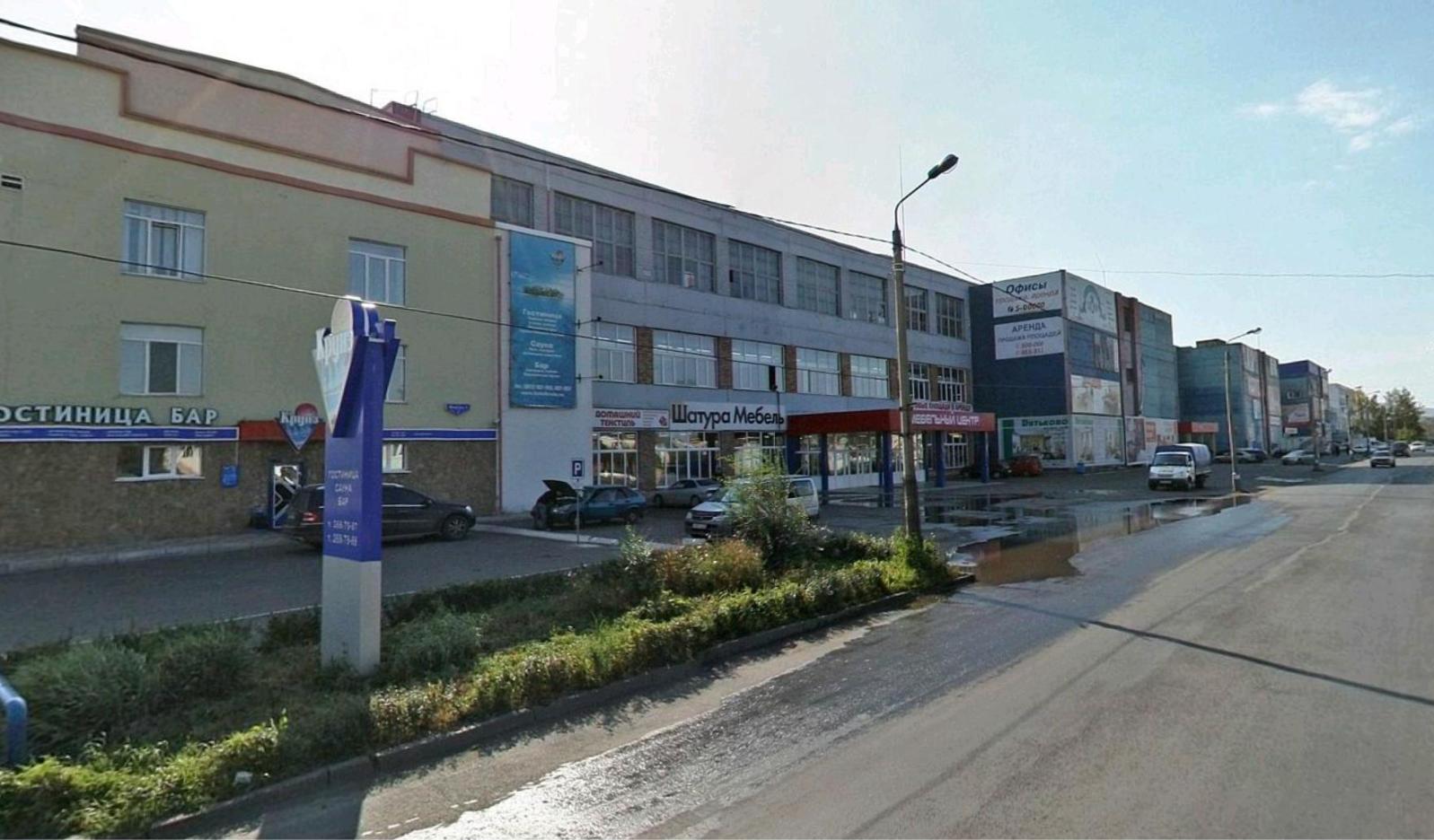 Коммерческая недвижимость г красноярске аренда офиса Москва горького 72